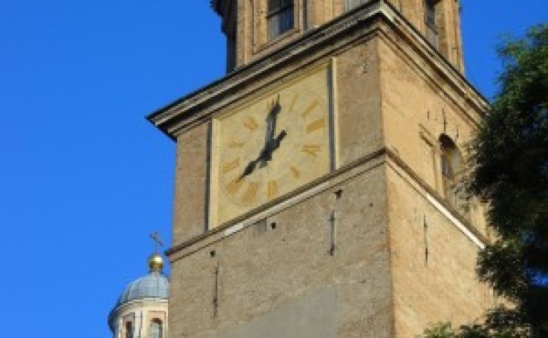 Aprile 2014 – Concerto in onore della B.V. della Ghiara e dei Santi Giovanni XXIII e Giovanni Paolo II