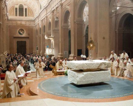 19 giugno 2014 – Solennità del Corpus Domini