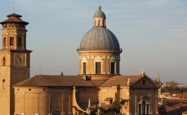 Basilica della Ghiara: 400 anni